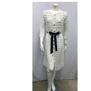 ❤️SOLD❤️ Robert Rodriguez White Dress NWT Sz L